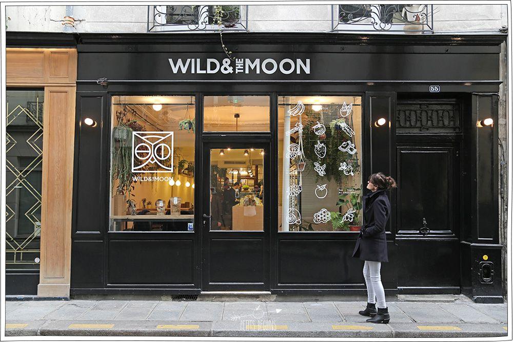 Wild & The Moon - Charlot - restaurant vegan à Paris