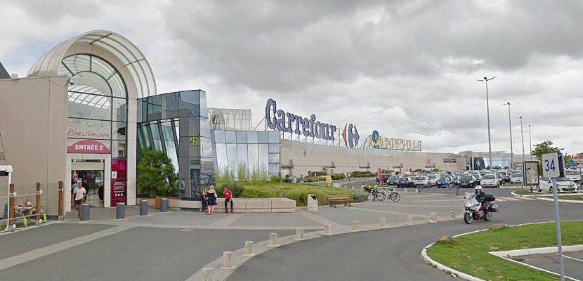 Carrefour Mondeville