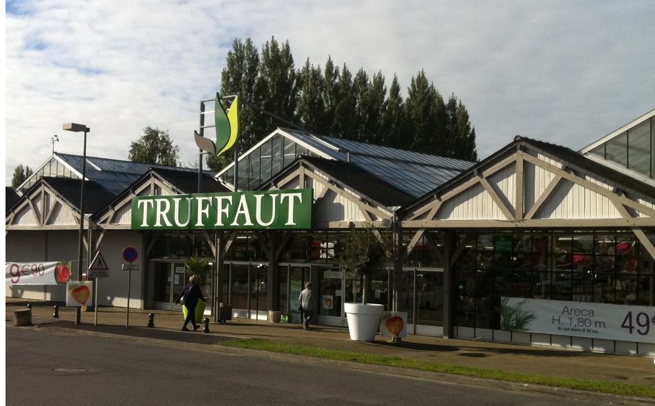 Jardinerie Truffaut Saint Malo