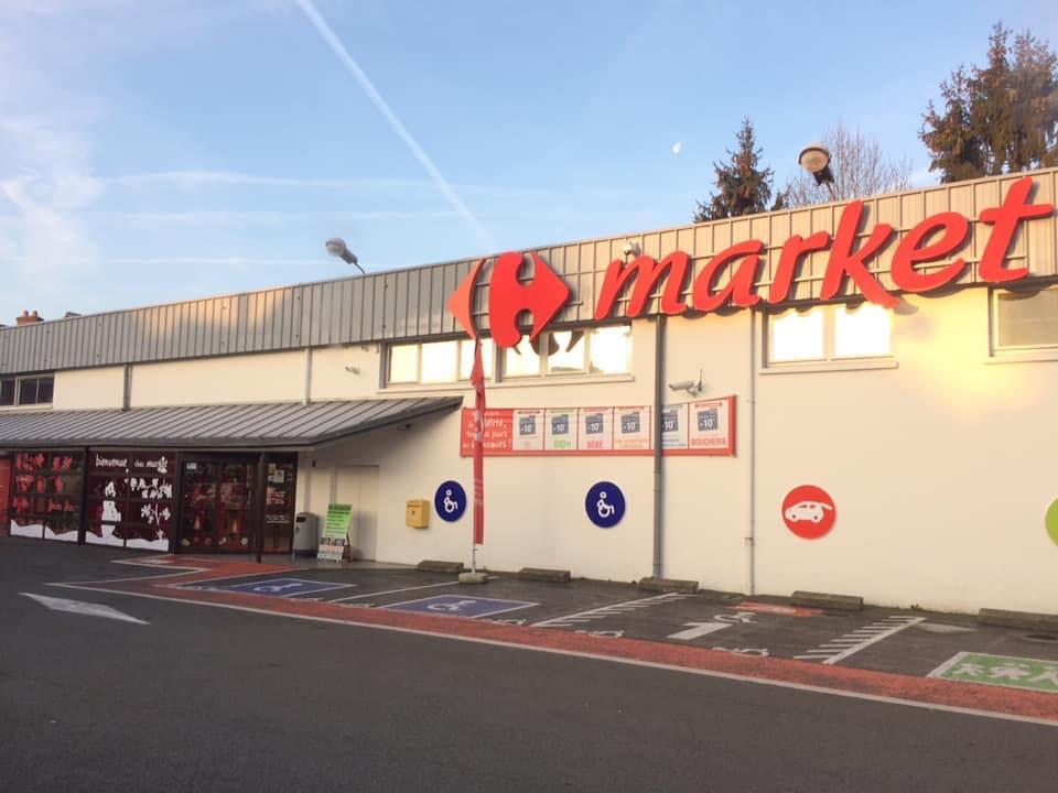 Market Nogent-Le-Roi