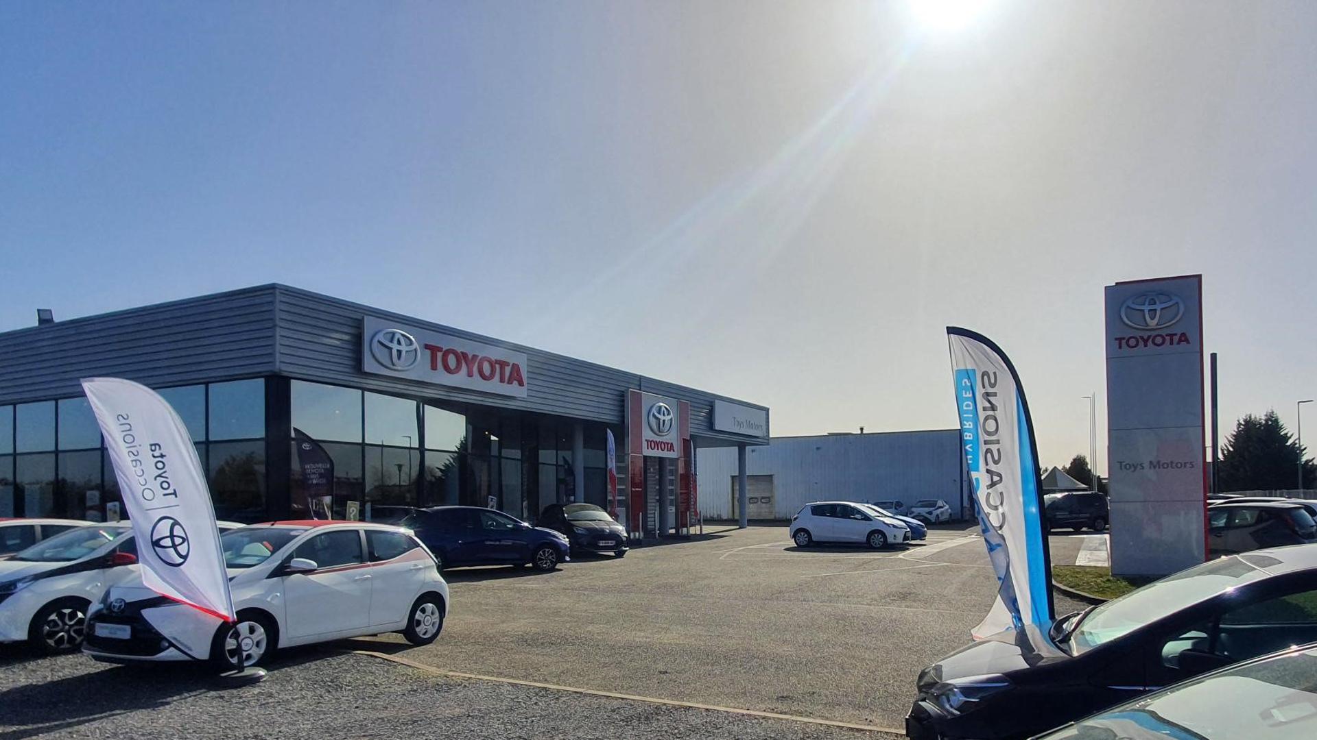 Toyota - Toys Motors - Sarrebourg