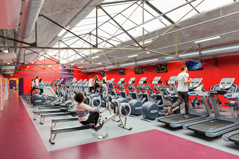 Neoness  salle de sport Paris 9 Saint-Lazare