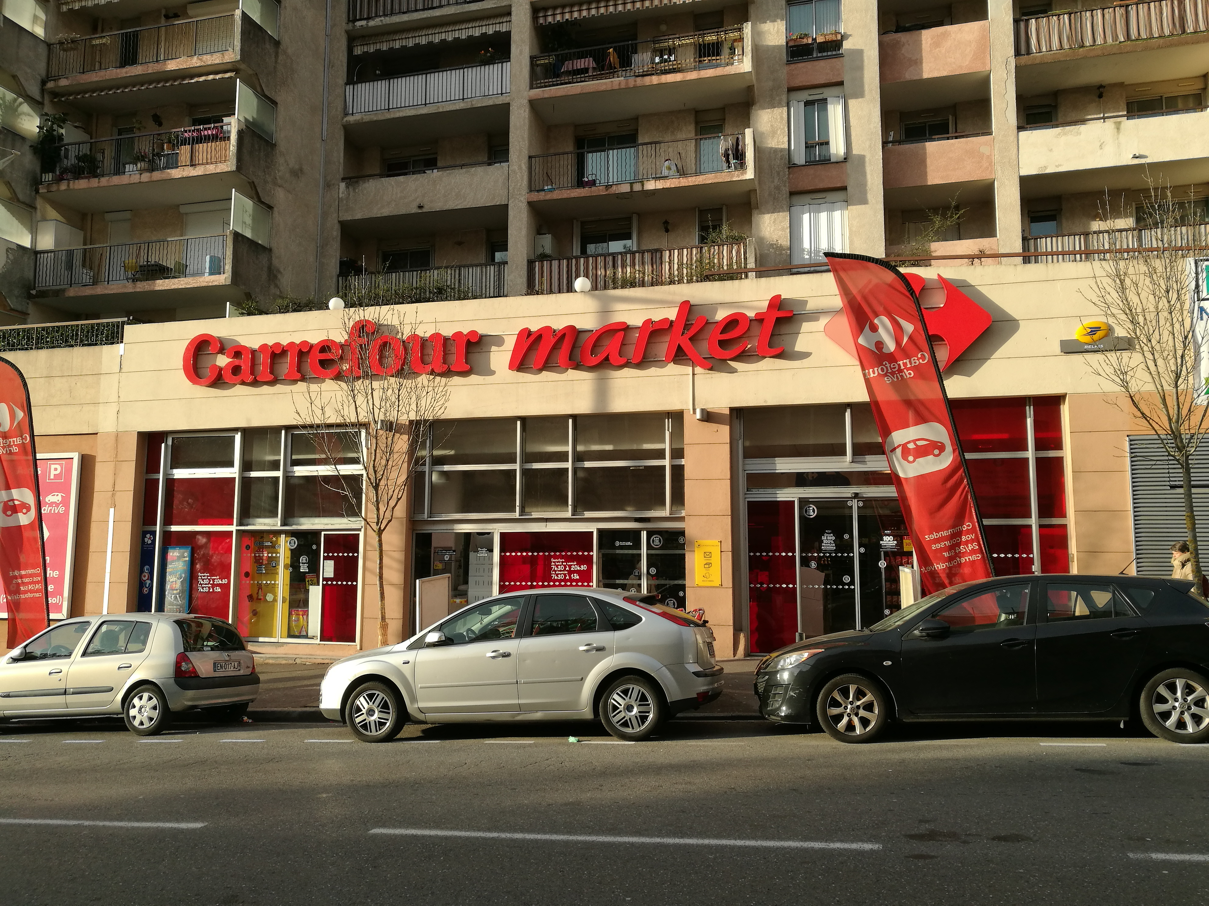 Carrefour Market Nice Pessicart