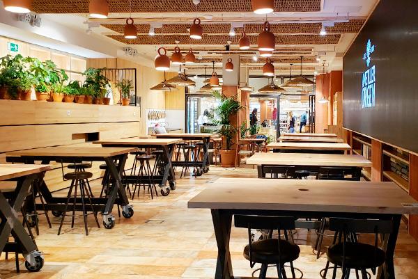 Restaurant Mercat d'Autors Ametller Origen