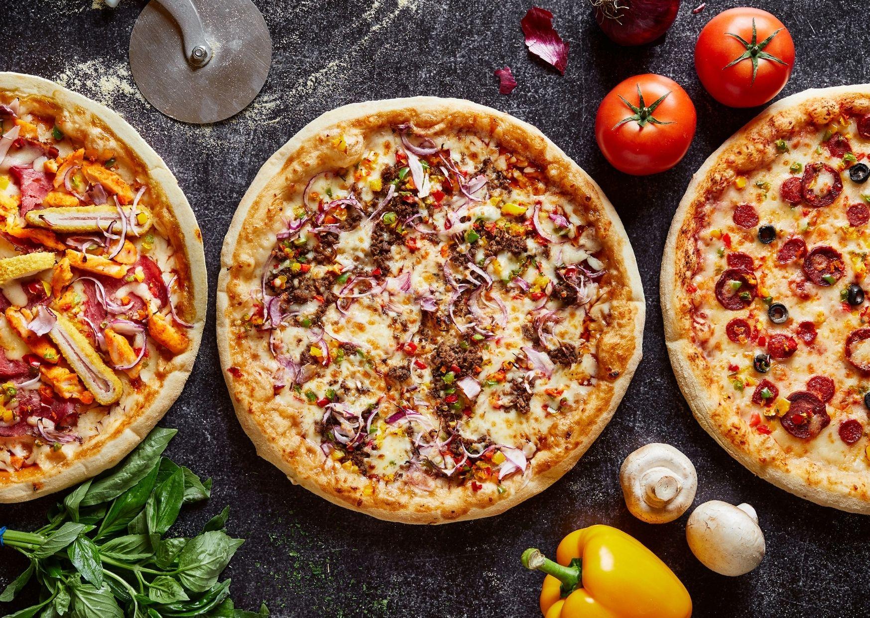 five pizza original