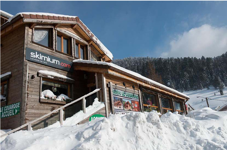 Skimium - LE COUAROGE - Location de ski La Bresse