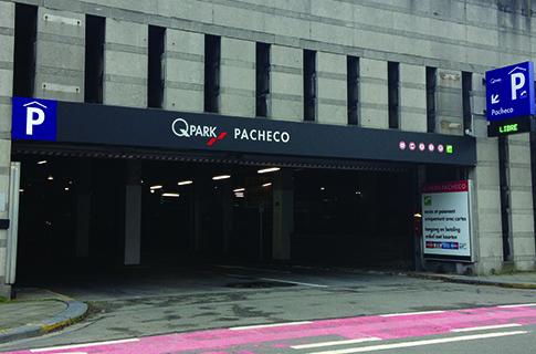 Q-Park Pacheco