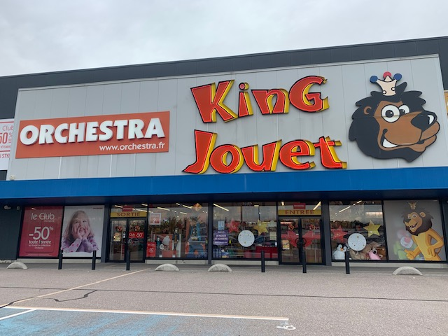 King Jouet Orchestra