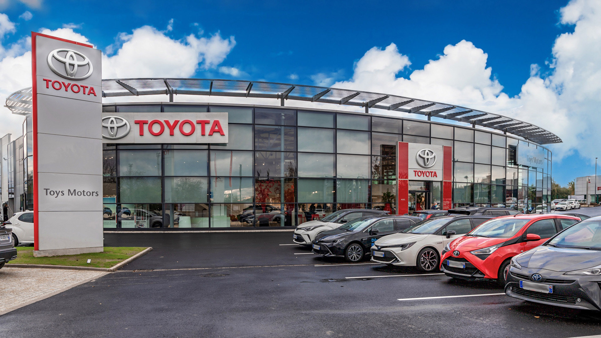 Toyota - Toys Motors - Hoenheim