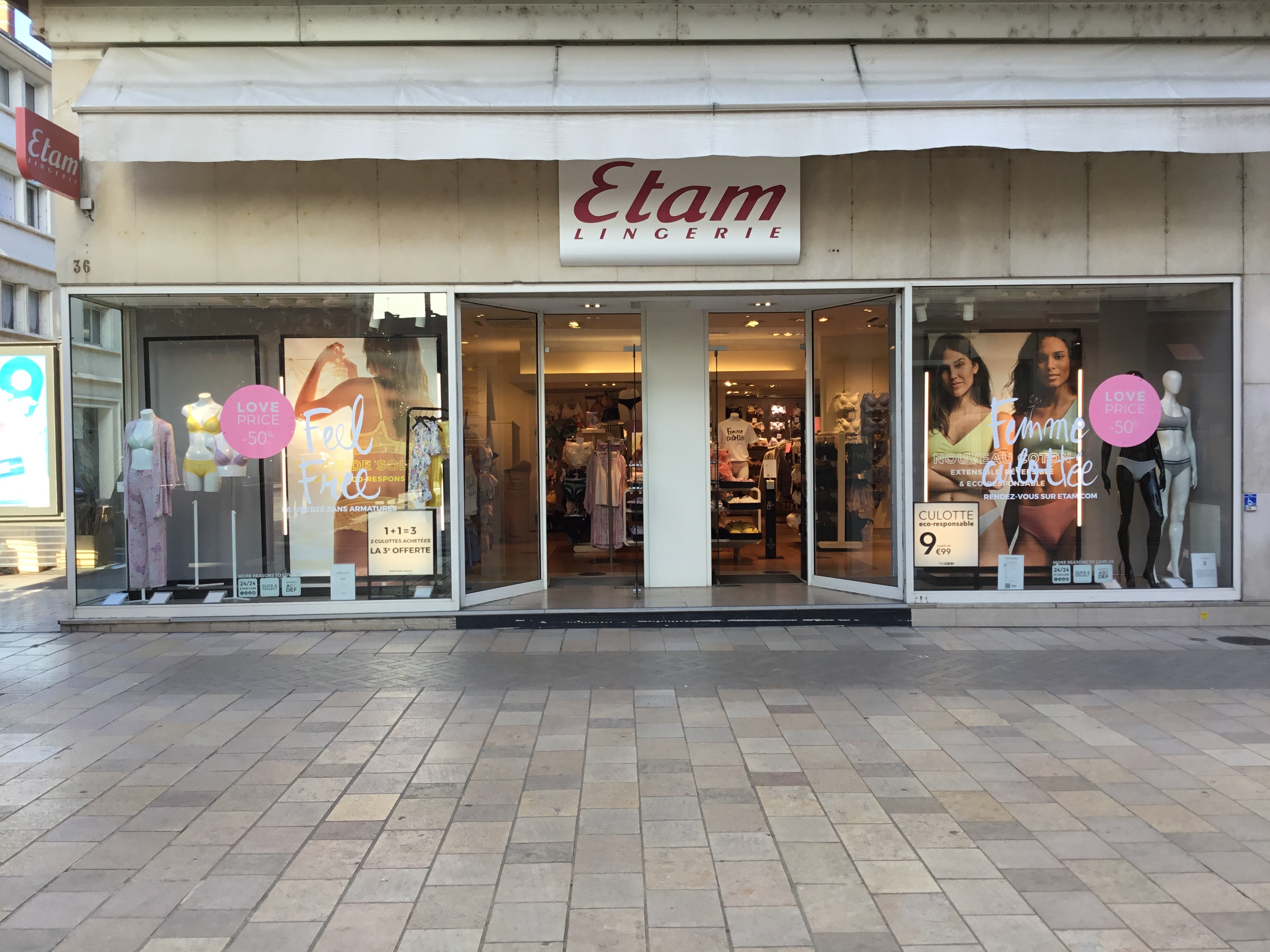 Etam Lingerie - Tours