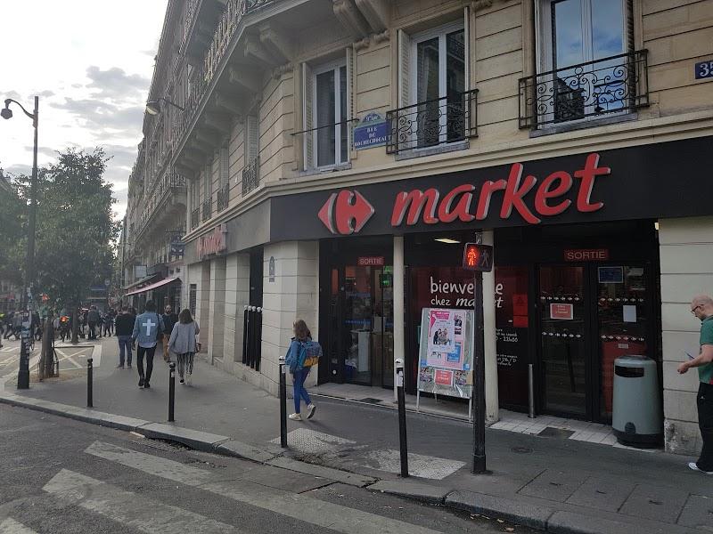 Market Paris Maubeuge