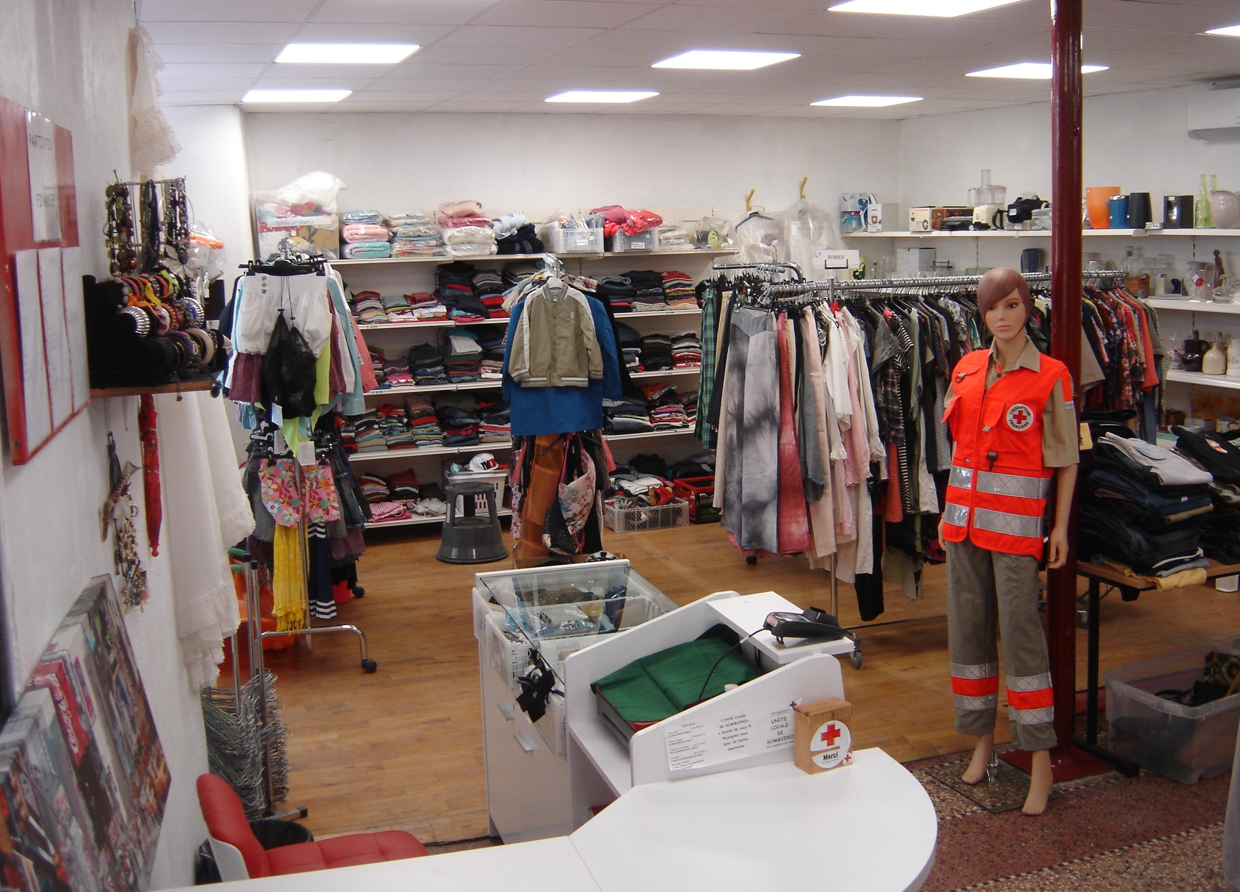 Unité Locale De Sommieres - Croix Rouge française