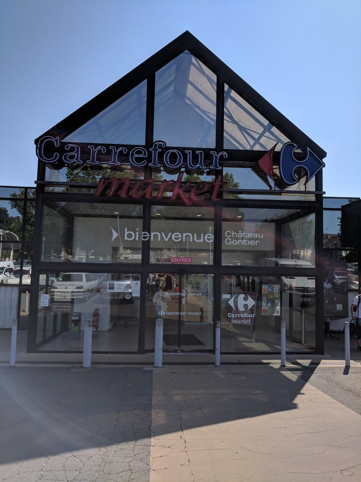 Carrefour Market Château-Gontier