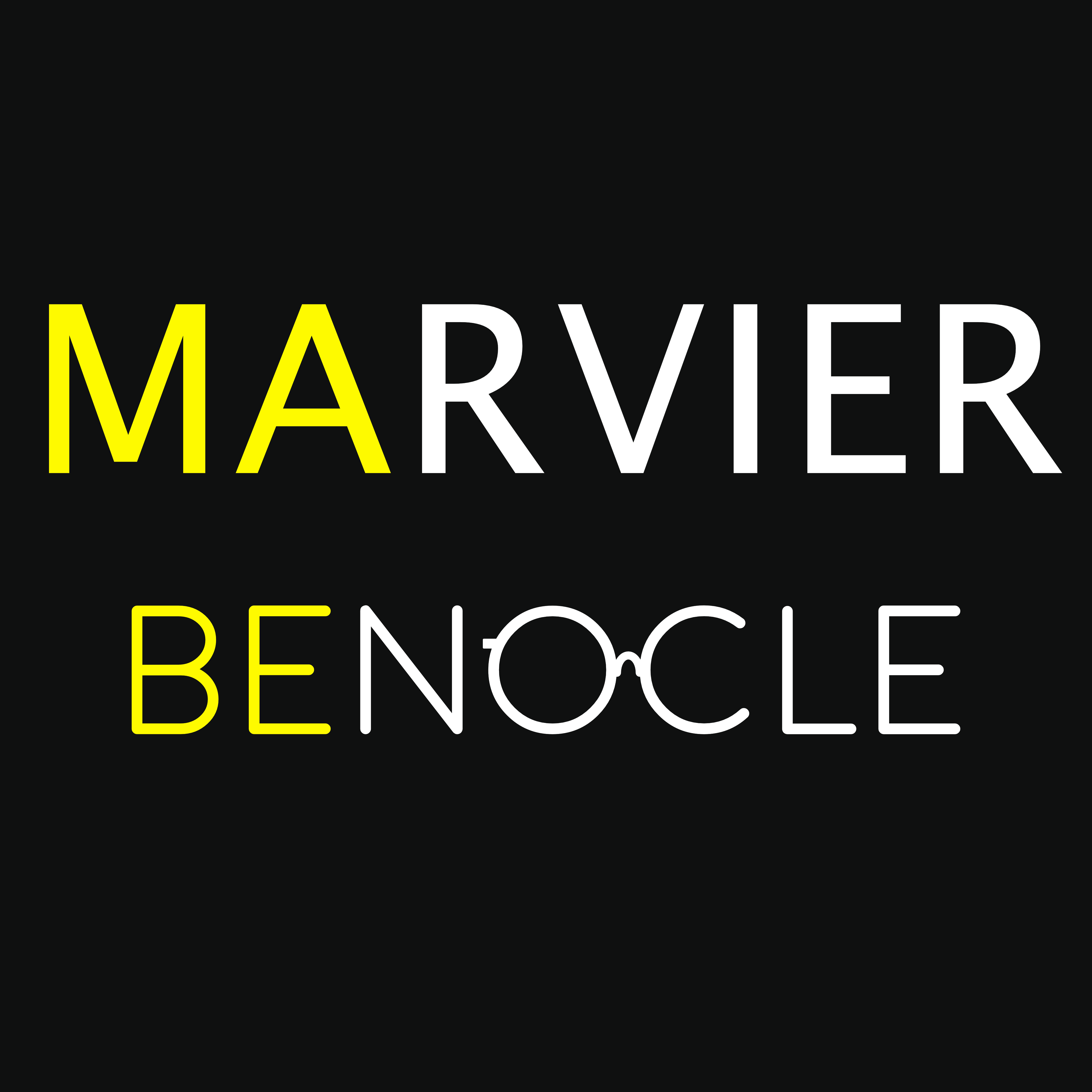 BENOCLE MARVIER OPTICIENS PHOTO